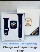 Used T500 SMARTWATCH BLUETOOTH CALL SUPPORT🎀 in Dubai, UAE
