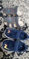 Used Deal of 2.. 1 to 2 years baby boy shoes in Dubai, UAE
