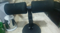 Used Work out bar and clover necklace bundle in Dubai, UAE