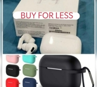 Used APPLE AIRPODS PRO COMBO . WITH CASE in Dubai, UAE