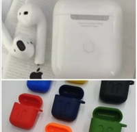 Used APPLE AIR2 AIRPODS GEN2 FREE COVER WND🎀 in Dubai, UAE