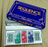 Used Sequence Game - Deluxe Edition in Dubai, UAE