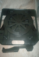 Used 360 rotatable laptop and phone stand new in Dubai, UAE