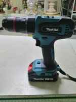 Used Makita drill with two 36V in Dubai, UAE