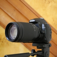 Used Nikon D5000 With 70-300mm Lens Brand New in Dubai, UAE