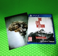 Used The Evil within for PS4 in Dubai, UAE