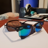 Used RAYBAN RB 3016 CLUBMASTER GS01 in Dubai, UAE