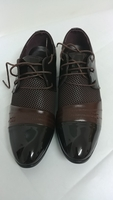 Used Mens Formal Shoes Brown Size 43 in Dubai, UAE