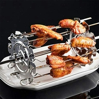 Used Oven bbq skewers toaster cage New in Dubai, UAE