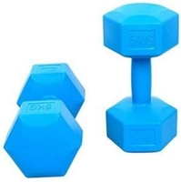 Used New dumbbells pair from 2 to 5kg in Dubai, UAE