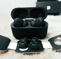 Used APPLE AIRPODS PRO BLACK COLOR NEW PACKED in Dubai, UAE