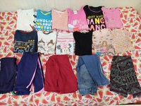 Used Bundle of clothes for 3-5 yrs old girl in Dubai, UAE