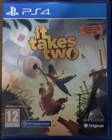 Used It  take two  Ps5 / ps4 game in Dubai, UAE
