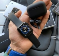 Used W26+ SMARTWATCH WITH AIRPODS PRO💥 COMBO in Dubai, UAE