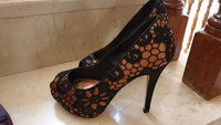 Used 4 pairs of shoes size 36.5 & 37 in Dubai, UAE