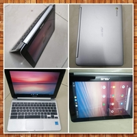 Used Asus 360 D playstore touch cchromebook in Dubai, UAE