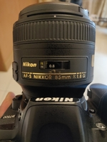Used Nikkor 85mm 1.8g with Free lens filter in Dubai, UAE