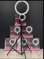 Used RING FILL LIGHT FREE STAND ✔️ NEW ONE in Dubai, UAE