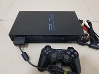 Used PS2 Fat with one controller + 18 games in Dubai, UAE