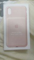 Used Iphone Xs Max smart battery case Pink in Dubai, UAE