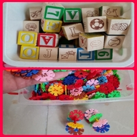 Used Dices&Chips Number Letter Object Animal in Dubai, UAE
