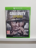 Used Call of duty WWIi for xbox one in Dubai, UAE