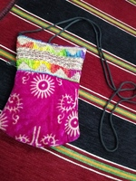 Used Indian craft pouch in Dubai, UAE