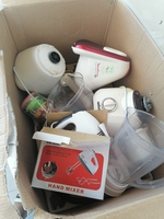 Used Security camera, router, charger, mixer in Dubai, UAE