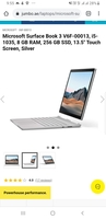 Used Microsoft surface book 3 in Dubai, UAE