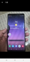 Used Samsung note 8 front & back bro 64gb 6gb in Dubai, UAE