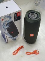 Used Musk color charge 4 JBL speakers new in Dubai, UAE