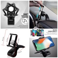 Used Buy 1 get 1 free phone mount for car in Dubai, UAE