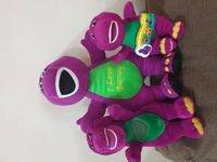 Used Pre-loved Barney Stuffed Toys in Dubai, UAE