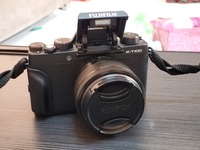 Used Fujifilm XT100 Mirrorless Digital Camera in Dubai, UAE