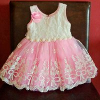 Used First Birthday expensive baby 👗😍 in Dubai, UAE