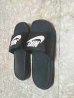 Used NIKE SLIDERS BRAND NEW...SIZE 38 in Dubai, UAE