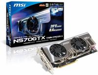 Used MSI NVIDIA GeForce GTX570 1.5GB in Dubai, UAE