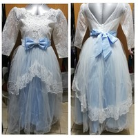 Used Cinderella dress for girls + leggings 🎁 in Dubai, UAE