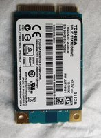 Used Ssd Msata 512gb Toshiba orginal in Dubai, UAE