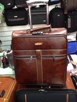 Used Business travel trolley and laptop bag in Dubai, UAE