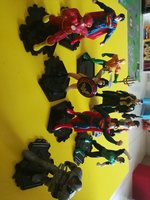 Used Branded action figures. New in Dubai, UAE