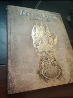 Used Prince of Persia Collector's Manual/book in Dubai, UAE