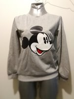 Used Cute mickey mouse prited pullover size S in Dubai, UAE