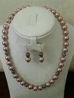 Used Antique Pearl Silver Necklace in Dubai, UAE