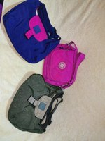Used 3 pieces Water proof women small bags in Dubai, UAE