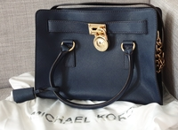 Used Michael Kors Hamilton satchel in Dubai, UAE