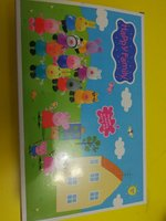 Used New box. Peppa friends in Dubai, UAE