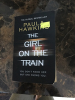 Used Girl on a train - book in Dubai, UAE