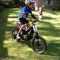 Used Kids Osset Electric Trail Bike in Dubai, UAE