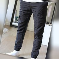 Used New grey comfy pants with pockets size X in Dubai, UAE